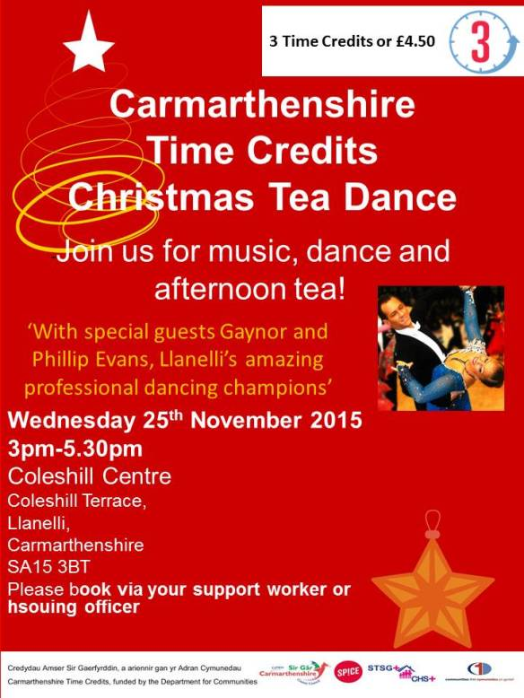Christmas Tea Dance